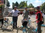 web bike tour museum