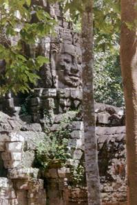 cambodia face