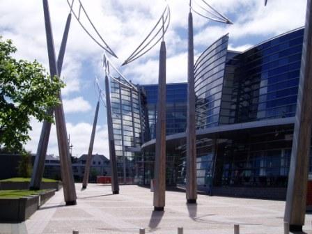 Christchurch Art Gallery --