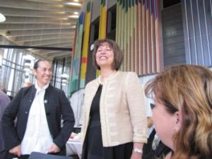 Minister of Womens Affairs Hon. Hekia Parata