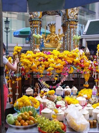 Buddha's birthday thismonth