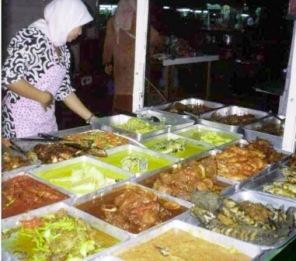 Night market, Kota Bharu, Malaysia