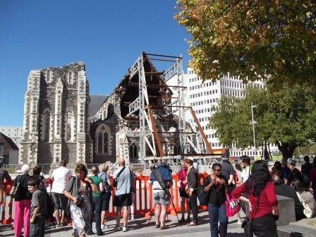 Post-quake update from Christchurch, New Zealand