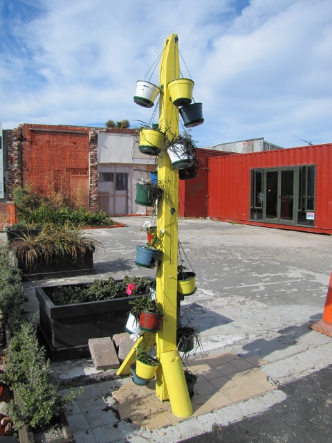 Salute to heros in Christchurch – re-greening thecity