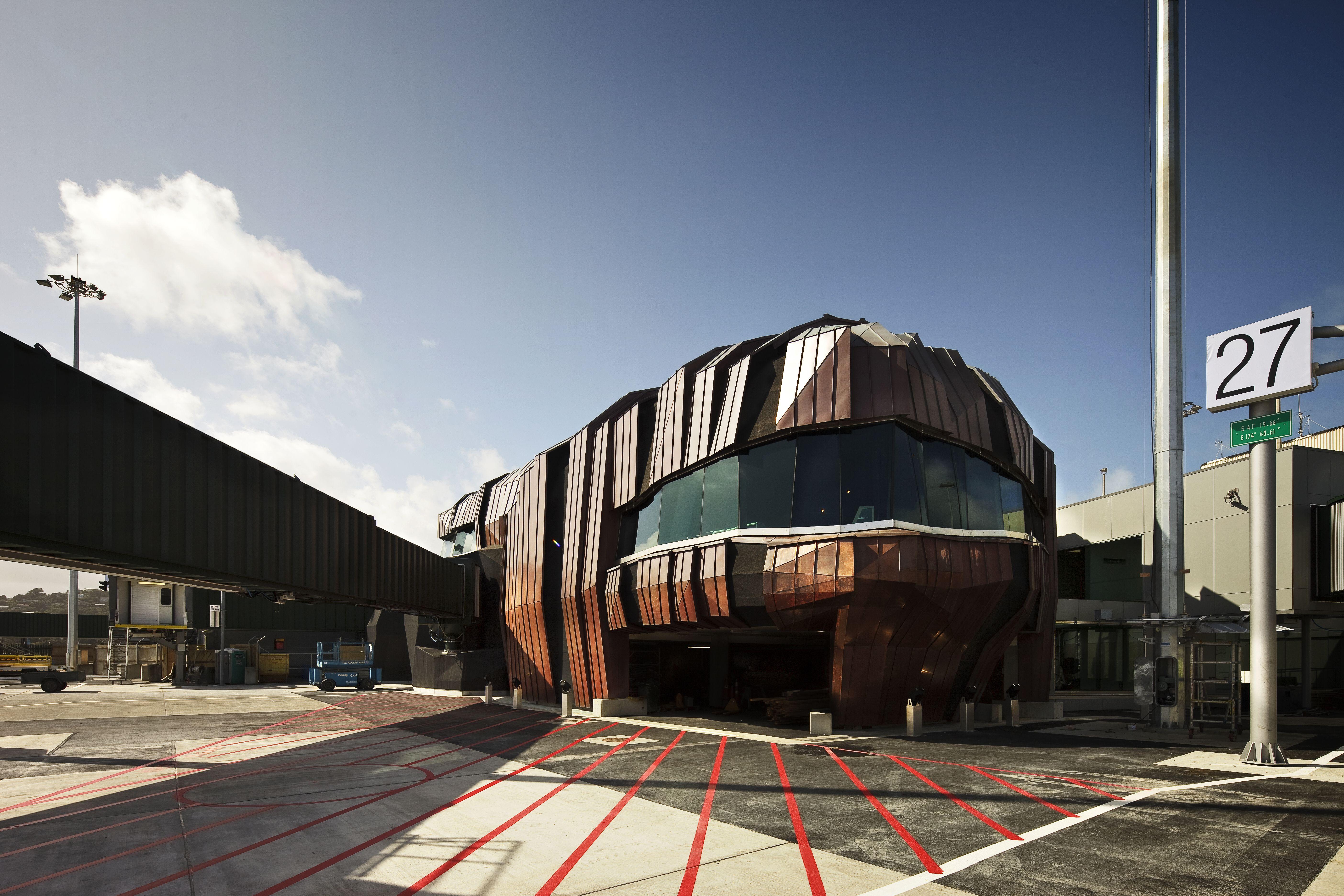 Wellington Airport Terminal In Top 4 In World Kiwi