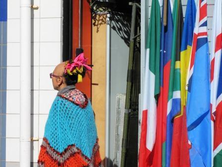The colours of Cuba St
