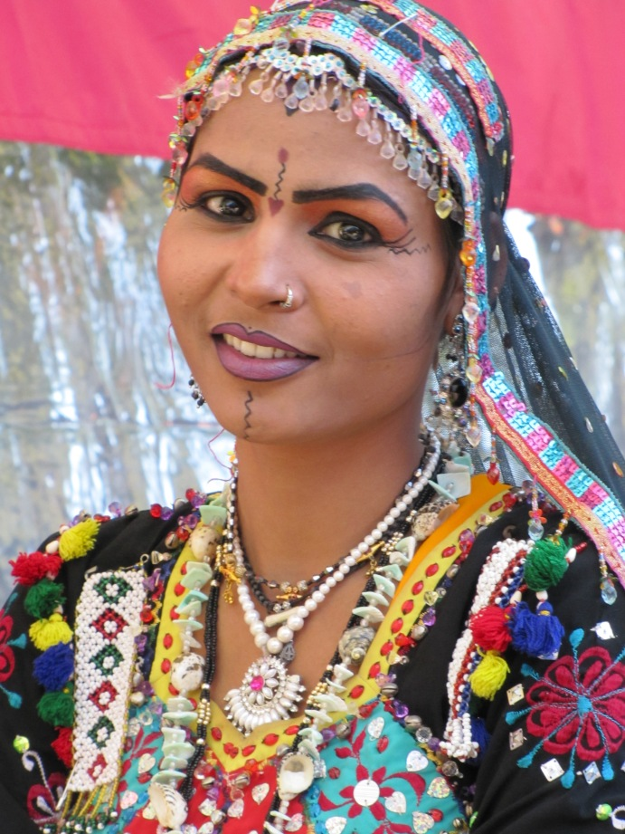 Another beautiful Indian (Gujarat) woman