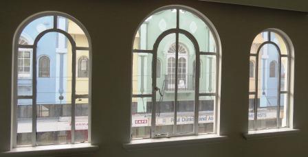 BEADZ upstairs windows are original 1931