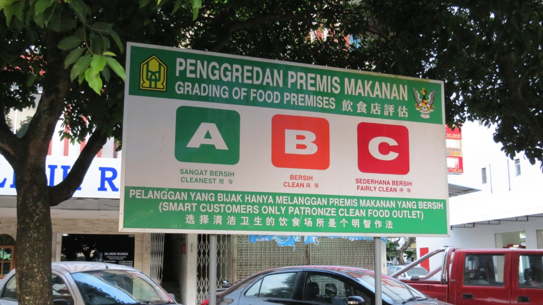 Foodie heaven – it seems all Malaysians arefoodies