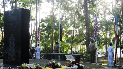 Sandakan Memorial Service
