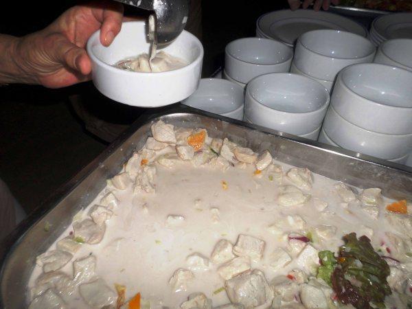 Raw fish (kokoda)