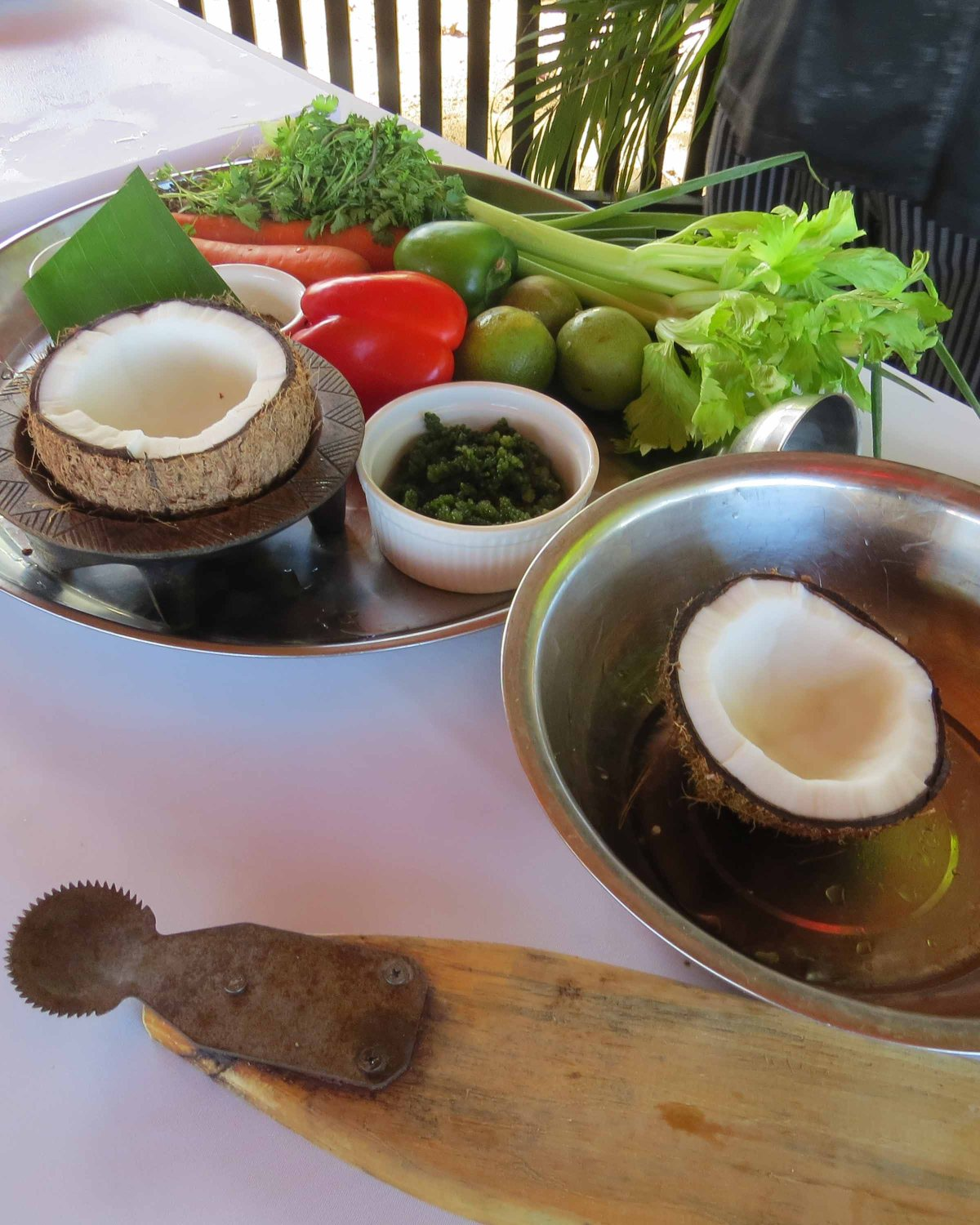 Best-ever food at First Landing in Fiji
