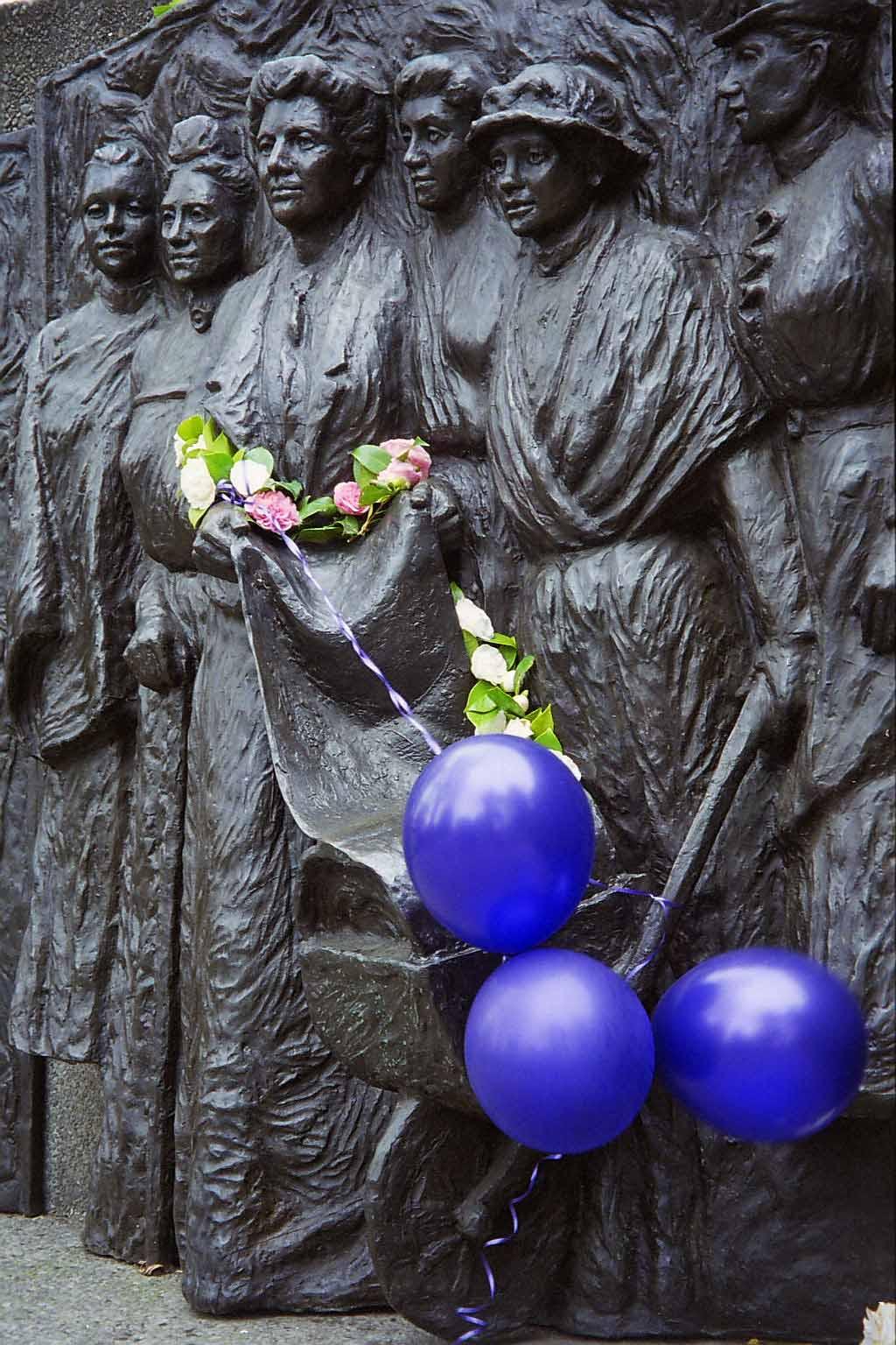 Kate Sheppard: suffrage hero or that bloodywoman?