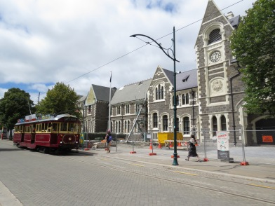 Passing The Arts Centre