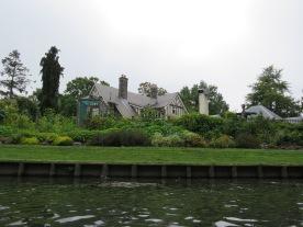 Curator's Cottage. Botanic Gardens