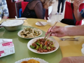 food features large in our travels