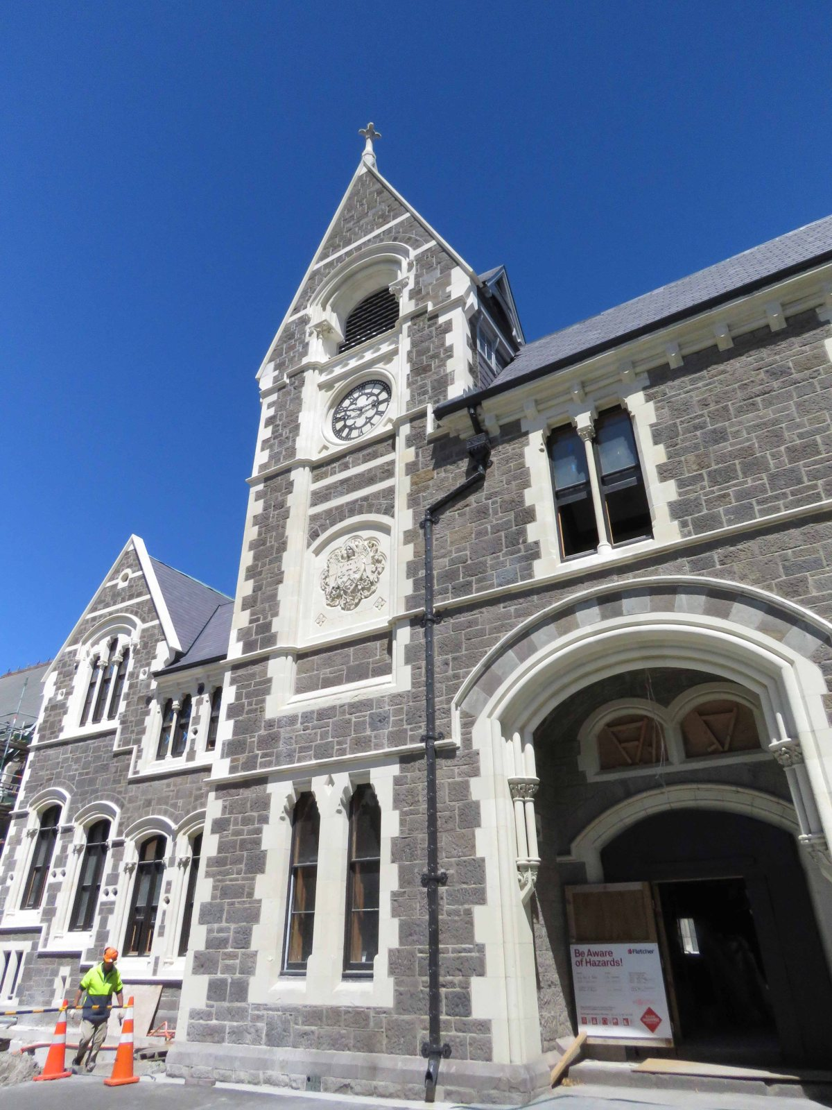 Christchurch's Arts Centre reopening soon –hurrah