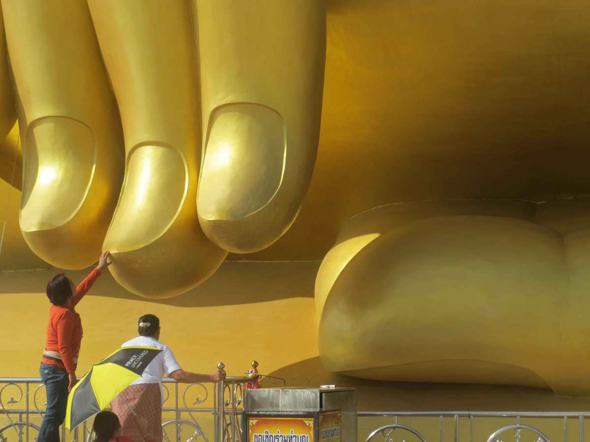 Which is your Buddha? (Thai Buddhisttraditions)