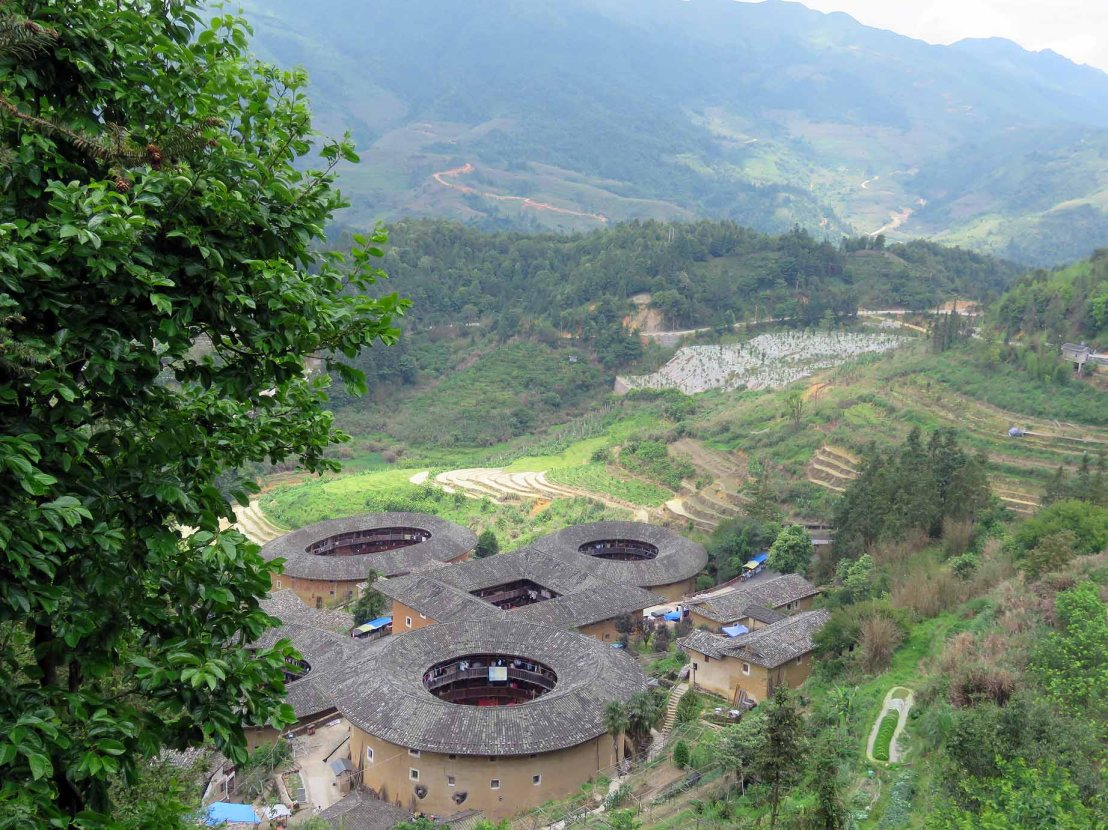 Visiting one of the oldest Tulou: China's ancient earth buildings