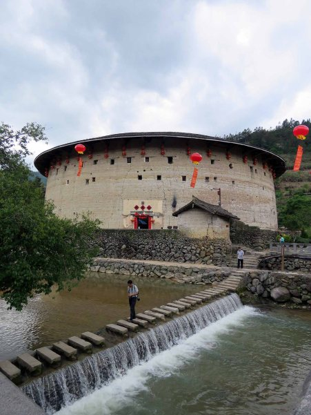 the tulou we visited