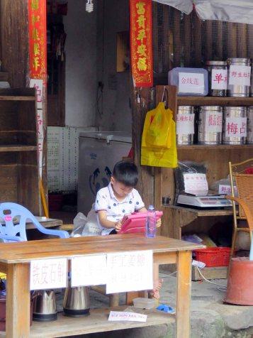 Kids on tablets worldwide
