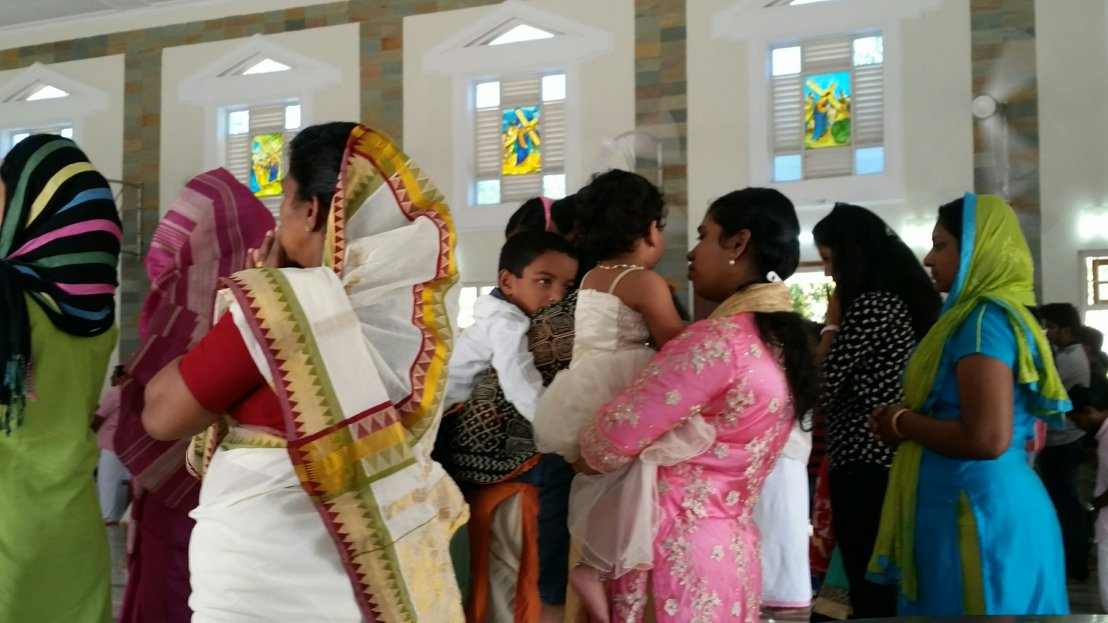 Christian festivities in Kerala