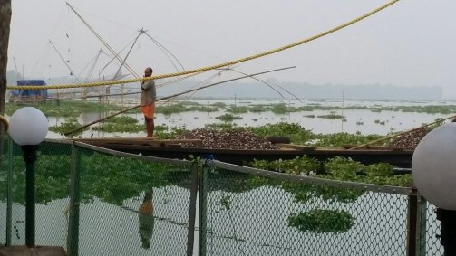 Chinese Nets - Keral