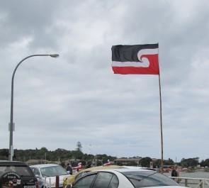 Tina rangatira flag