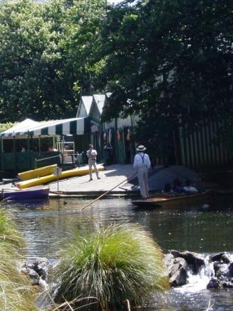 Boatsheds Christchurch