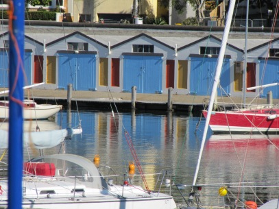 Boatsheds Wellington