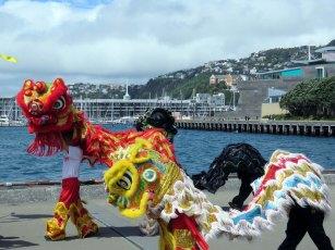 Wellington Chinese New Year