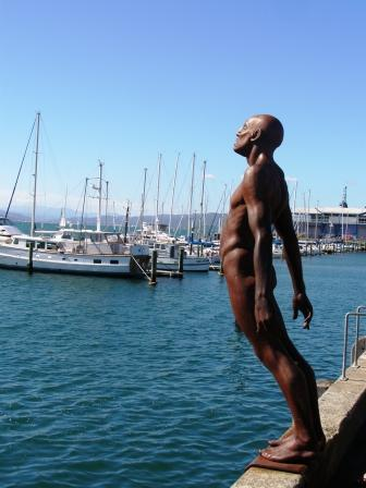 One of Wellington's favourite sculptures