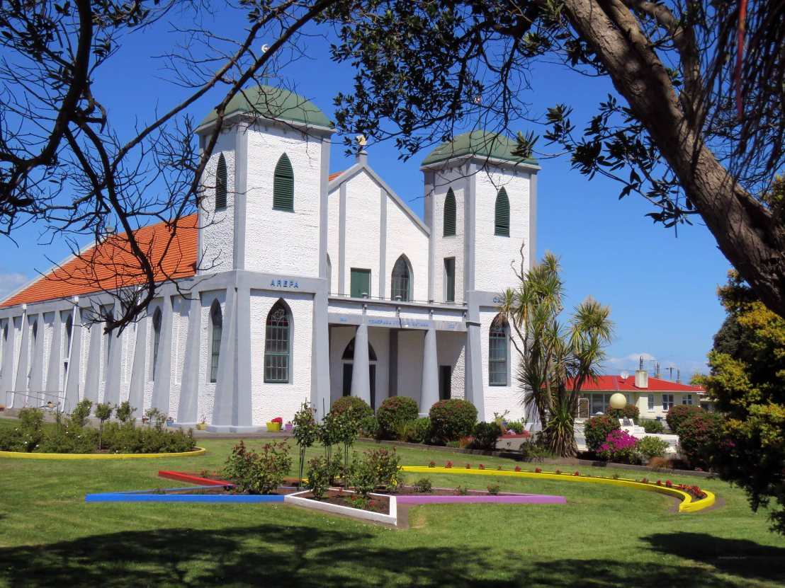 Ratana Church in New Zealand