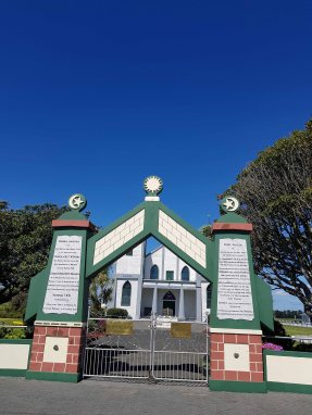 ratana church gatesratana church gates