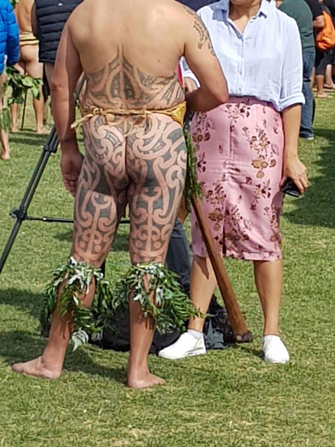 Kapa haka festival and competition inWellington