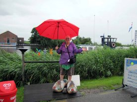 for rain too in The Netherlands