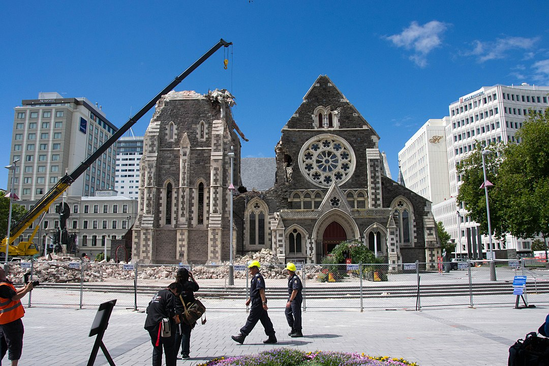 Christchurch: one of the 'worlds top 50 cities to visit 2020' – my quake city revisited
