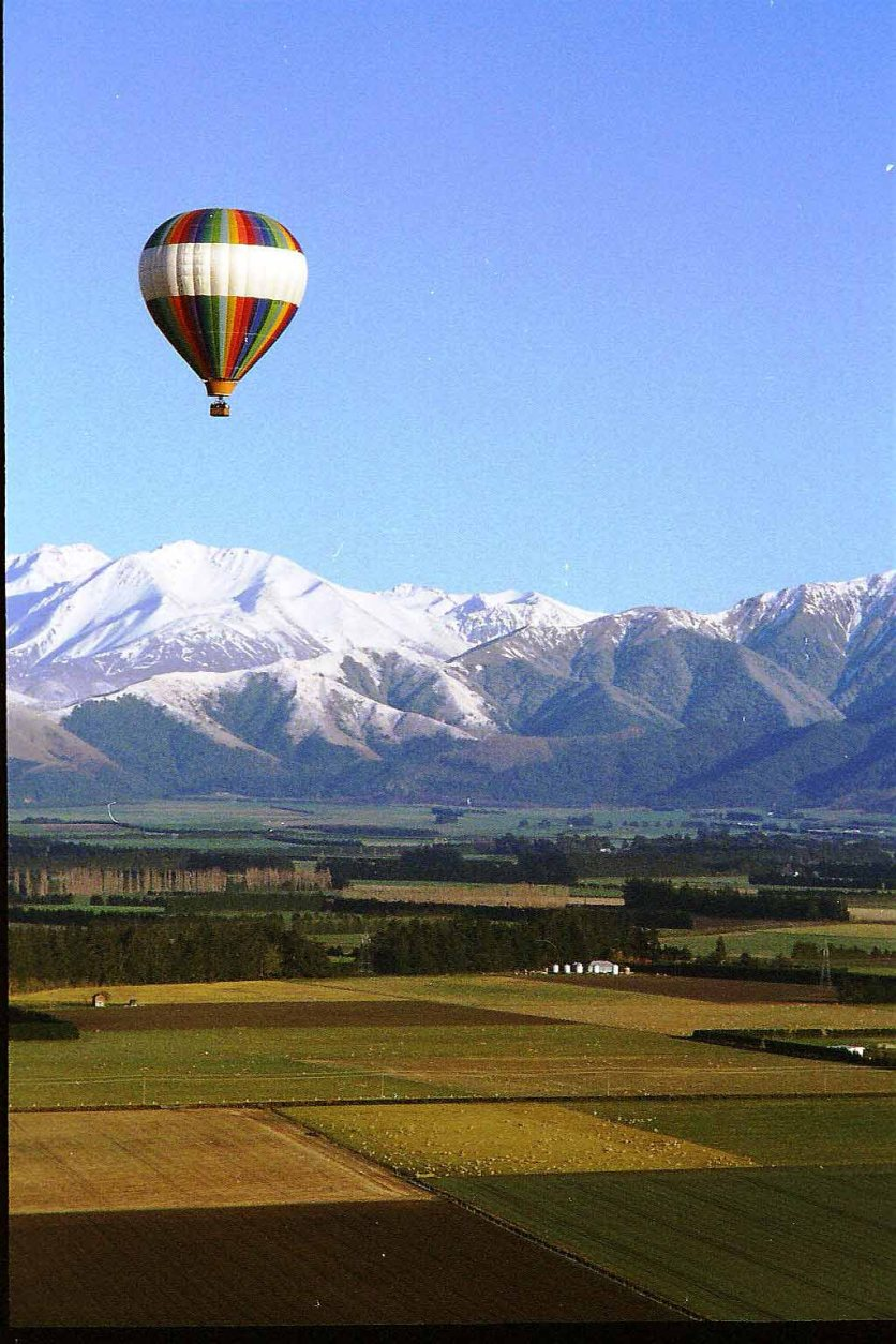 Canterbury, New Zealand